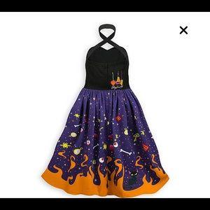 Disney Parks Hocus Pocus small dress new NO tag